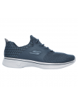 SKECHERS 14916 NVGY GO WALK 4 lateral exterior