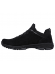 SKECHERS 65166 BLK CLASSIC FIT lateral interior