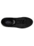 DEPORTIVO SKECHERS 52399 BLK SPORT DEPTH CHARGE vista aérea