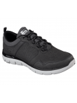 SKECHERS 52124 BLK FLEX ADVANTAGE 2.0