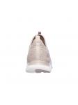 Deportivo Skechers Flex Appeal modelo 12907 color TPE talón