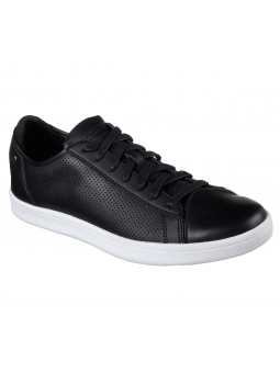 Dweportivo casual Skechers Street Los Angeles modelo 52349 color BKW
