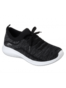 SKECHERS ULTRA FLEX 12841 BKGY