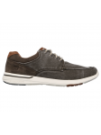 Nautico Skechers Relaxed Fit 65494 OLV lateral exterior