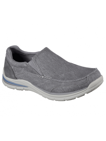 Skechers Relaxed Fit modelo 65195 color CHAR