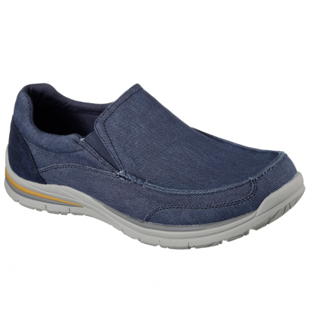 SKECHERS RELAXED FIT 65195 NVY
