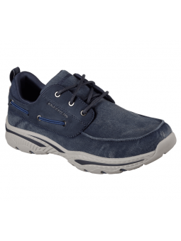Nautico Skechers 65347 Relaxed Fit color NVY