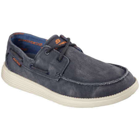 SKECHERS RELAXED FIT 64644 NVY