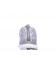 Deportivo Skechers Flex Appeal 2.0 modelo 12908 color GYW talon