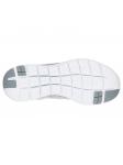 Deportivo Skechers Flex Appeal 2.0 modelo 12908 color GYW suela