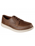 Náutico Skechers Relaxed Fit modelo 65504 color BRN