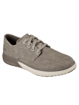 Zapato casual Skechers Classic Fit modelo 65371 color TPE