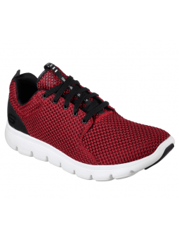 Deportivo Skechers Marauder modelo 52832 color RED