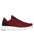 Deportivo Skechers Marauder modelo 52832 color RED lateral exterior