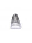 Deportivo Skechers Dynamight-Break-Through modelo 12991 color GYLP, vista del talón