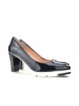 Zapato de salon marca YOKONO modelo WALIS color negro