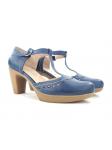 Zapato de la marca YOKONO modleo TILSA color marino