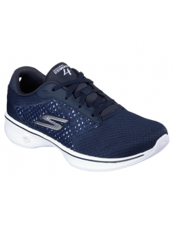 Zapatilla deportiva SKECHERS GOWALK 4 modelo 14146 color NVW