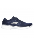 Zapatilla deportiva SKECHERS GOWALK 4 modelo 14146 color NVW, lateral exterior