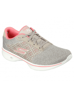 Zapatillas deportivas SKECHERS GO WALK4 modelo 14146 color TPCL