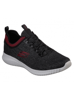 Zapatilla SKECHERS ULTRA FLEX modelo 52642 color BKRD
