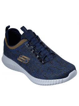 Zapatilla SKECHERS ULTRA FLEX modelo 52642 color NVYL