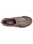 Zapatos SKECHERS RELAXED FIT modelo 23235 color DKTP, vista aérea