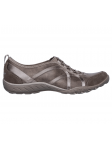 Zapatos SKECHERS RELAXED FIT modelo 23235 color DKTP, vista lateral exterior