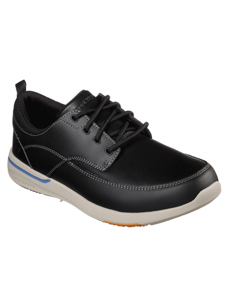 Náutico SKECHERS RELAXED FIT modelo 65727 color BLK