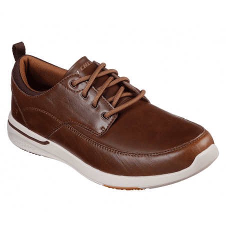 SKECHERS RELAXED FIT 65727 BRN