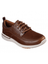 Náutico SKECHERS RELAXED FIT modelo 65727 color BRN