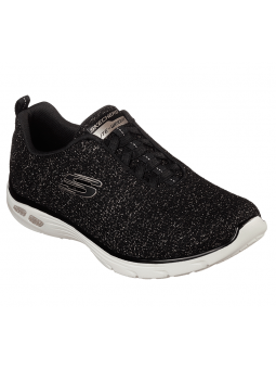 Zapatillas SKECHERS RELAXED FIT modelo 12822 color BKGD
