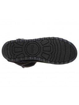 Bota SKECHERS KEEPSAKES 2.0 modelo 44613 color negro BLK, suela