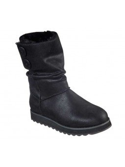 Bota SKECHERS KEEPSAKES 2.0 modelo 44613 color negro BLK