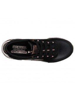 Zapatilla_Skechers_Originals_modelo_907_color_negro_BLK_vista_aerea