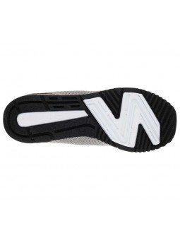 Zapatillas Skechers Originals Sunlite Magic Duste, modelo 897, color taupe Tpgd, con elásticos, vista de la suela.