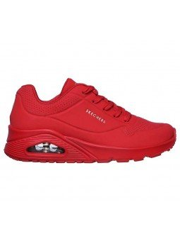 Zapatillas_Skechers_los_angeles_uno_stand_on_air_modelo_73690_color_RED_lateral_exterior