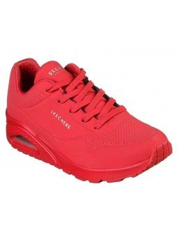 Zapatillas_Skechers_los_angeles_uno_stand_on_air_modelo_73690_color_RED