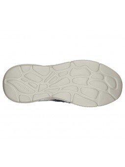 Zapatillas Skechers Relaxed Fit Ingram streetway, modelo 210028 y color marino NVY, suela