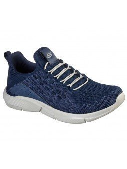 Zapatillas Skechers Relaxed Fit Ingram streetway, modelo 210028 y color marino NVY