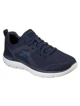 Zapatilla skechers Sport Summits Brisbane, modelo 232057, color marino NVY