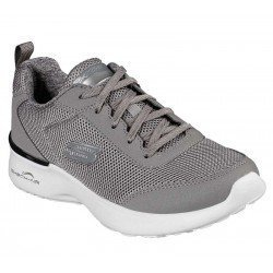 Zapatilla Skechers Skech-Air Dynamight Fast Brake, modelo 12947, color gris GRY