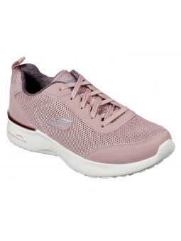 Zapatilla Skechers Skech-Air Dynamight Fast Brake, modelo 12947, color malva MVE