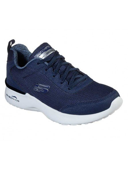 Zapatilla Skechers Skech-Air Dynamight Fast Brake, modelo 12947, color marino NVY