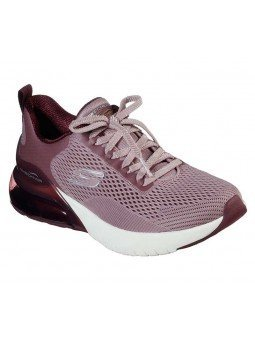 Zapatillas Skechers Skech-Air Stratus Wind Breeze, modelo 13278, color malva MVE