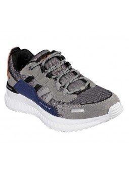 Zapatillas Skechers Online Matera 2.0 Ximino, modelo 232011, color gris GYMT