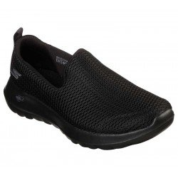 Mocasines Skechers Online Performance Go Walk Joy, modelo 15600, color negro BBK