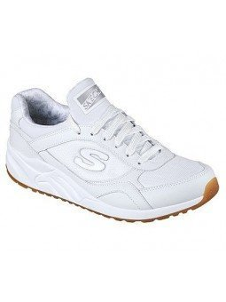 SKECHERS 610 WHT ORIGINALS
