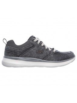 Comprar Zapatos Casual Skechers Classic Fit Delson 2.0 Kemper, modelo 210024, color azul BLU, lateral exterior