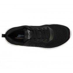 Comprar Sneakers Bobs Sport Ariana Metro Racket, modelo 117010, color negro BLK, vista aerea